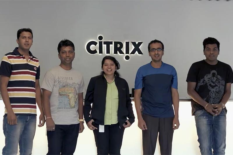 Citrix: Food Heroes