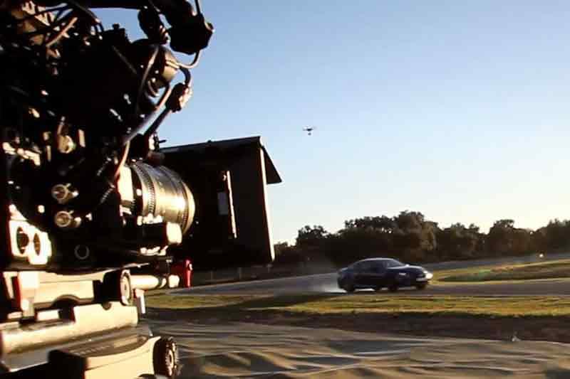 Lexus: RCF 2D & 3D films