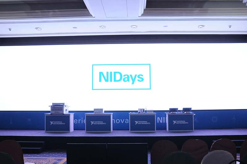 National Instruments: NIDays