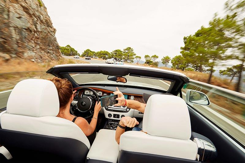 Rolls-Royce: European Hotspots