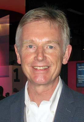 Ian Fogden, Deeper Blue Ltd